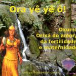 Oxum – sábado é dia de Oxum