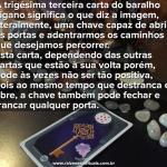 Baralho Cigano – a carta A Chave
