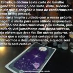 Baralho Cigano – A Estrela