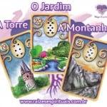 Torre – Jardim – Montanha e o Baralho Cigano