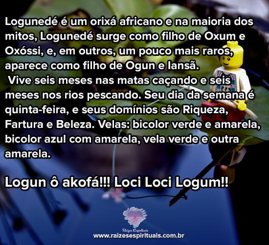 Quem é Logunedé