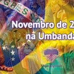 Novembro de 2015 na Umbanda