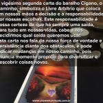 Baralho Cigano – O Caminho