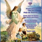 """Oração para o """"Dia do Anjo da Guarda"""""""
