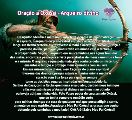 Oração a Oxóssi, o arqueiro divino da Umbanda