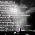 Oração a Xangô na quarta-feira
