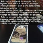 Baralho Cigano – O Rato