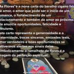 Baralho Cigano – As Flores