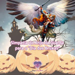"""Simpatia do Anjo da Guarda para o """"Dia das Bruxas"""""""
