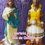"""Sorteio no """"Dia de Oxum"""""""