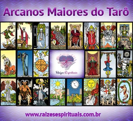 Arcanos Maiores do Tarô