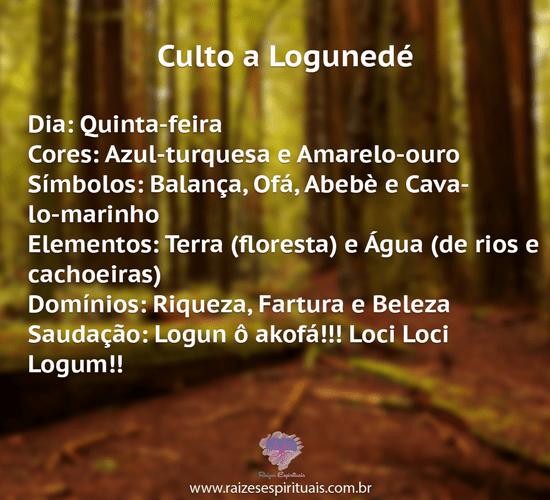 Culto a Logunedé