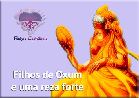 Faça uma oração a Oxum dia 08 de dezembro
