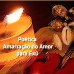 Poética Amarração do Amor para Exú