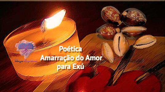 Poética Amarração do Amor