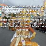 Prece a Oxum