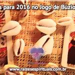 Previsões para 2016 no Jogo de Búzios e Tarô