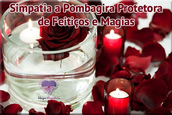 Proteção contra feitiços e magias negras