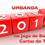 Umbanda 2016 no Jogo de Búzios e Cartas do Tarô