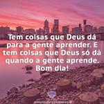 Deus dá