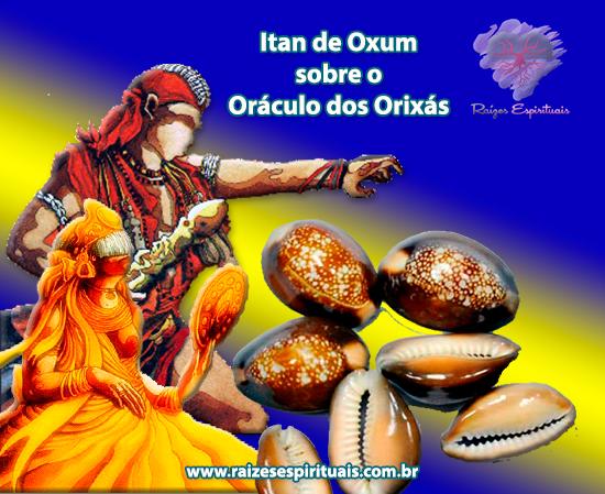 Itan de Oxum (lenda)