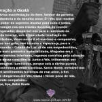 Oração de sexta a Oxalá