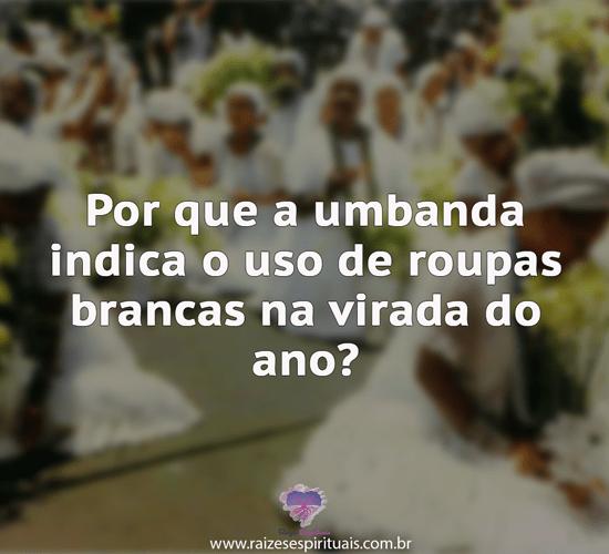 Branco na Umbanda