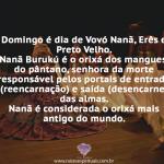 Vovó Nanã