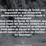 Deus salve…