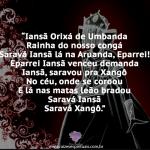 Iansã Orixá de Umbanda