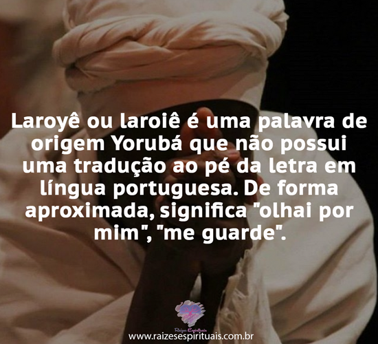 Laroyê