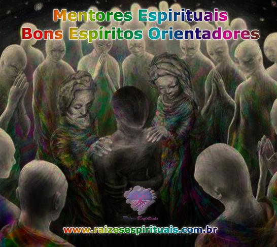 Mentores Espirituais - Espíritos Consoladores
