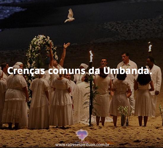 Crenças da Umbanda