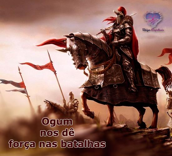 23 de Abril é dia de homenagear Ogum e São Jorge