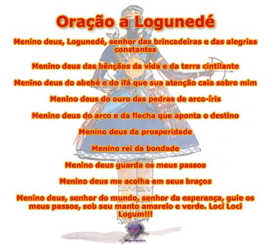 Dia 19 de abril é Dia de Logunedé