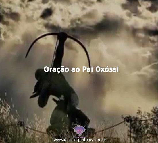 Oração a Oxóssi