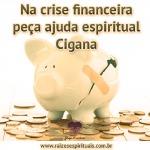 Na crise financeira, peça ajuda espiritual da falange Cigana da umbanda