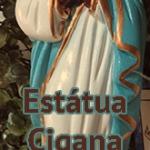 Estátua Cigana