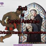 Exú e Santo Antônio, Orixá e Santo Casamenteiros
