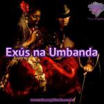 Exús na Umbanda