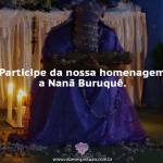 Homenagem a Nanã