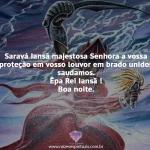 Saravá Iansã