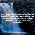 Cachoeiras de Mamãe Oxum