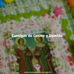 Cantigas de Cosme e Damião