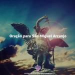 Oração para São Miguel Arcanjo