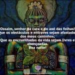 Ossaim, senhor da cura