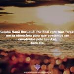 Salubá Nanã Buruquê purificai
