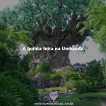 Quinta feira na Umbanda