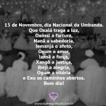 15 de novembro