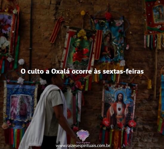 Culto a Oxalá
